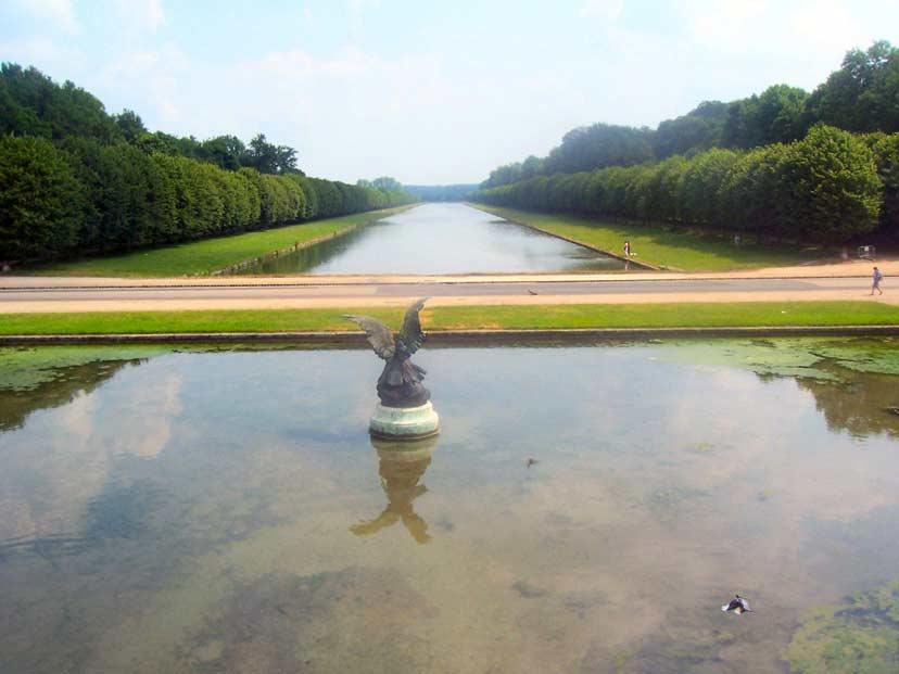 Excursion a fontainebleau et vaux le vicomte - Paysagiste fontainebleau ...